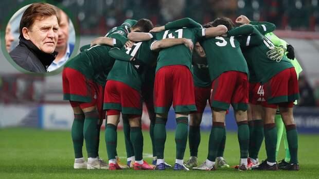 Наумов: «С кем бы ни встретился «Локомотив» в финале, будет серьезная игра. На кону Лига Европы, все будут биться»