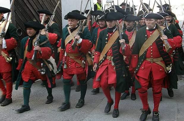 Солдаты со всей России стремились освободить древние русские поселения на Тереке