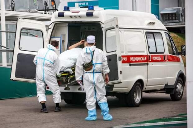 В России обновлен максимум по числу зараженных и смертей от коронавируса