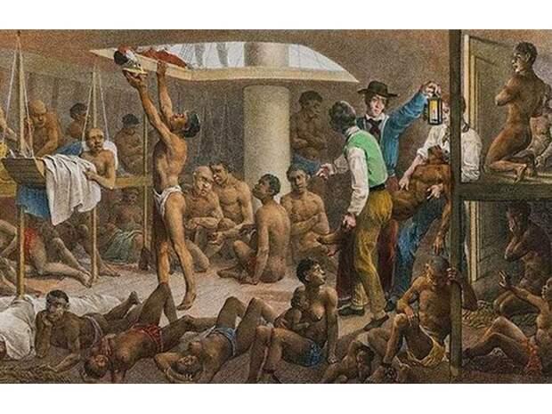О работорговле