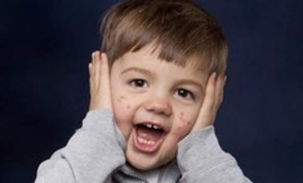 Сыпь у ребенка: лечим кожу снаружи и изнутри