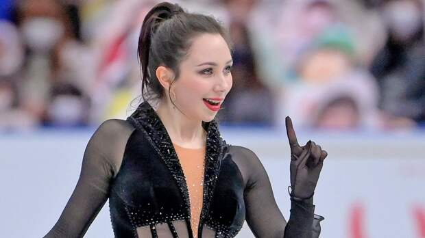 Туктамышева: «Я надеюсь, на следующий сезон подготовлю программу с четверным»
