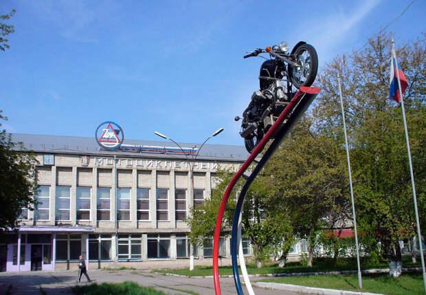 «Урал»: самый популярный советский байк во всем мире, кроме России