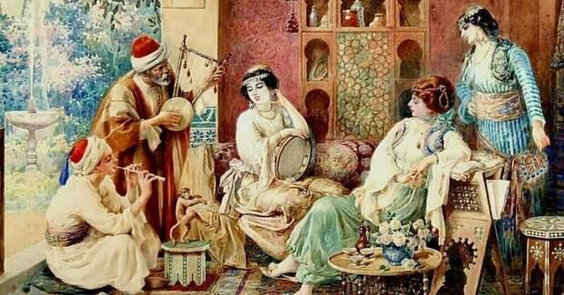 Гарем султана Османской империи: 8 фактов, которых вы точно незнали