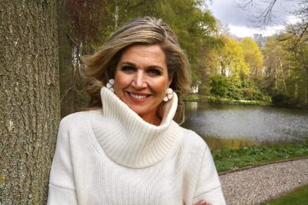 Королева Нидерландов Максима отмечает юбилей: представлены новые портреты к ее 50-летию
