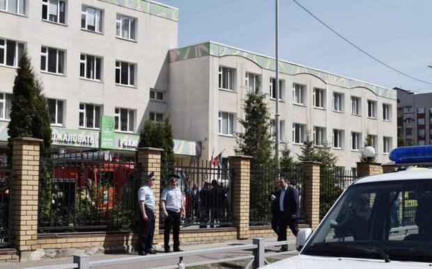 Путин дал поручения по трагедии в гимназии в Казани