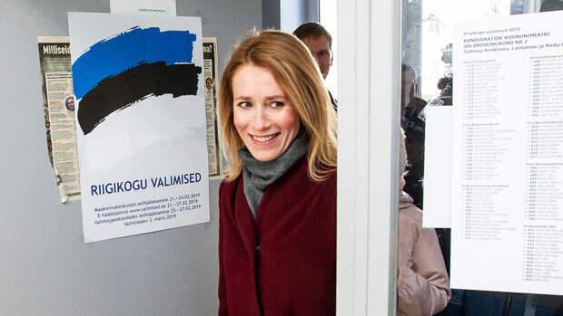 Парламент Эстонии рассмотрит вопрос о вотуме недоверия главе правительства