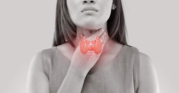 Вот какие проблемы со щитовидной железой вызывает непереносимость глютена