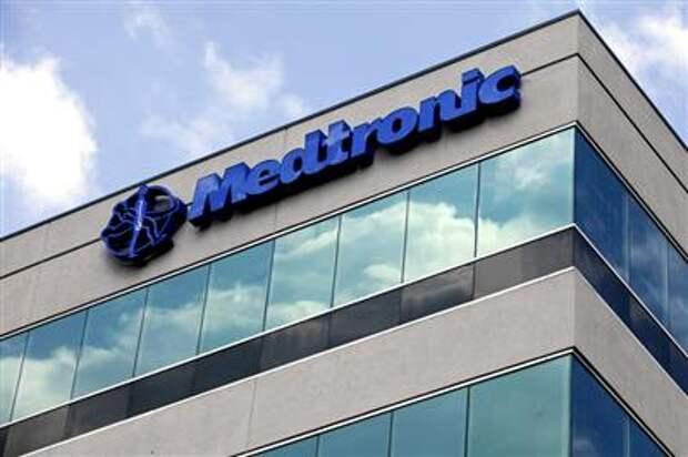 Medtronic покажет существенный рост финансовых метрик за счет эффекта низкой базы