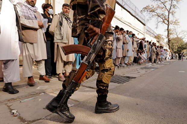 """Талибы уничтожили пять боевиков """"Исламского государства"""" вблизи посольства России в Кабуле"""