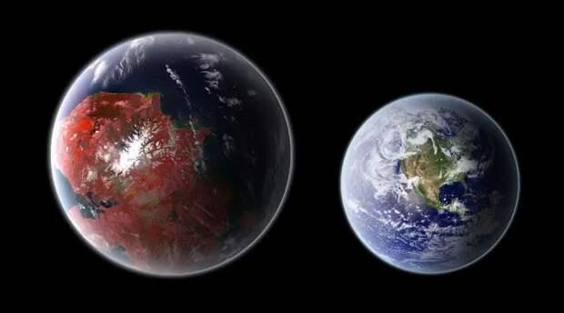 Kepler-442b – почти идеальная для жизни планета