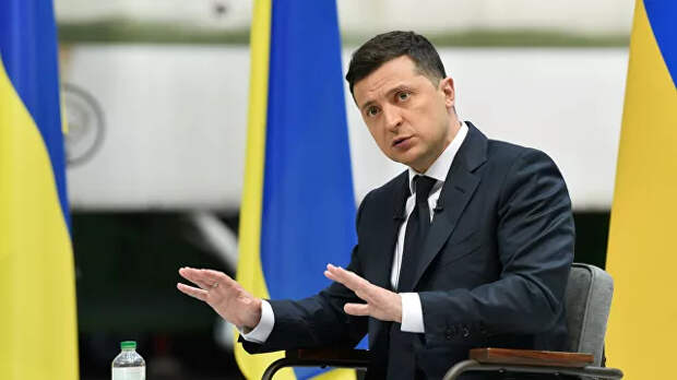 Зеленский провозгласил борьбу с русскими Украины