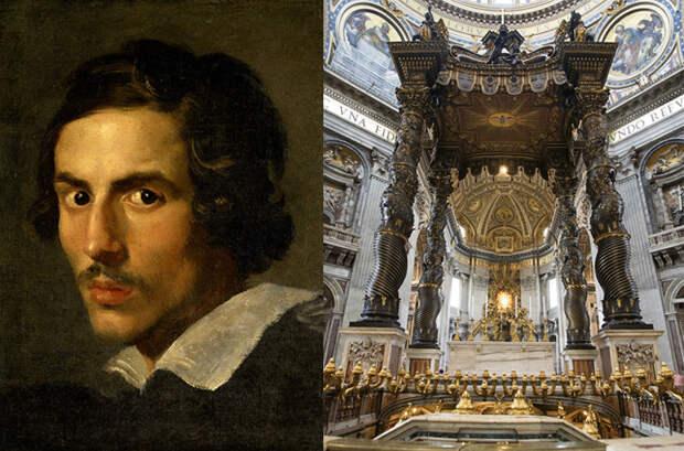 Почему Ватикан прощал любые грехи скульптора Лоренцо Бернини