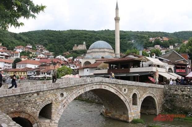 Посольство РФ призвало США отказаться от «накачки Приштины оружием»