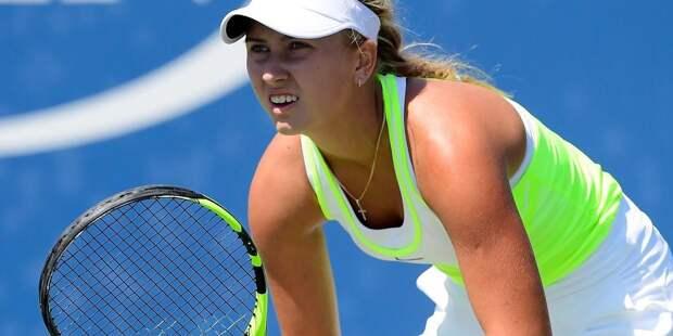Потапова не прошла в полуфинал турнира в Акапулько