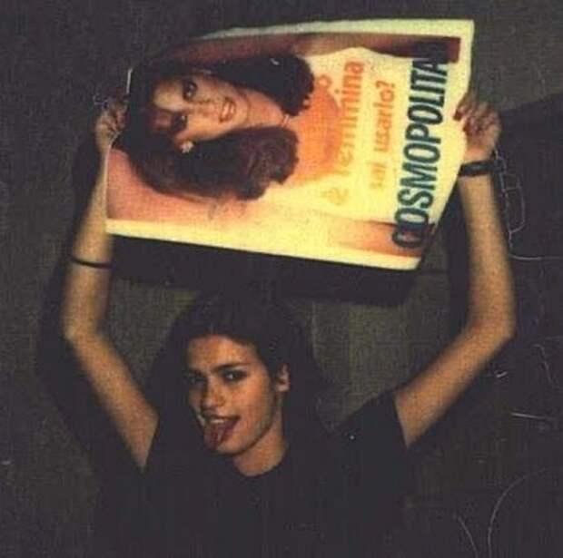 19 фото супермодели Джии Каранджи, которая рано умерла от СПИДа