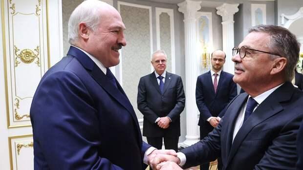 Фазель: «Лукашенко был готов к полемическому диалогу, но очень сильным было политическое давление с разных сторон»