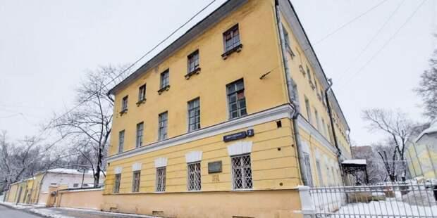 Началась реставрация Музея-квартиры Ф.М. Достоевского