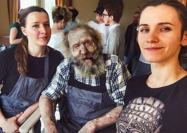 10 крутых работ Евгении Захаровой, которая делает грим для российских фильмов