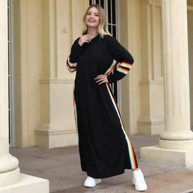 Спортивные платья 2021: с чем носить