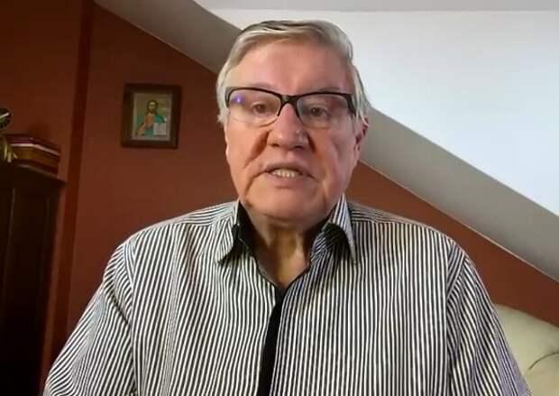 «Это просто позорно»: комментатор Орлов обрушился на власти и «Первый канал» из-за смертей незащищенных от ковида врачей