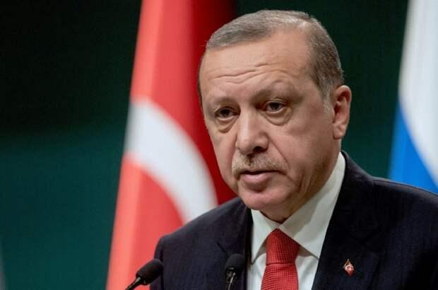 Маразм крепчал. Эрдоган обратился к России со странным требованием