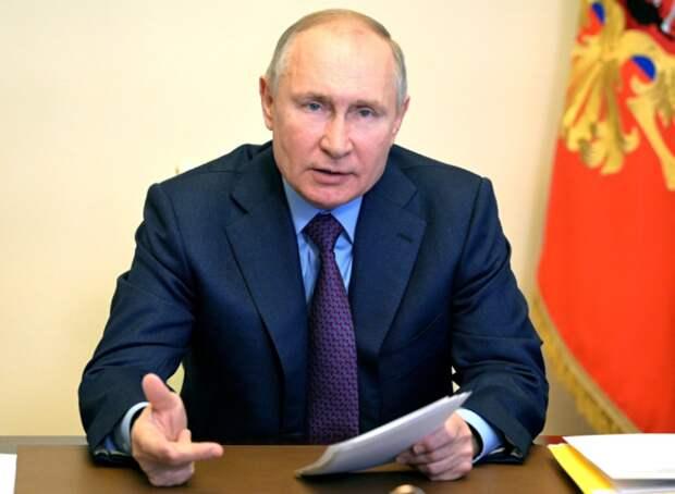 В ДНР предрекли историческое решение Путина по Донбассу 21 апреля