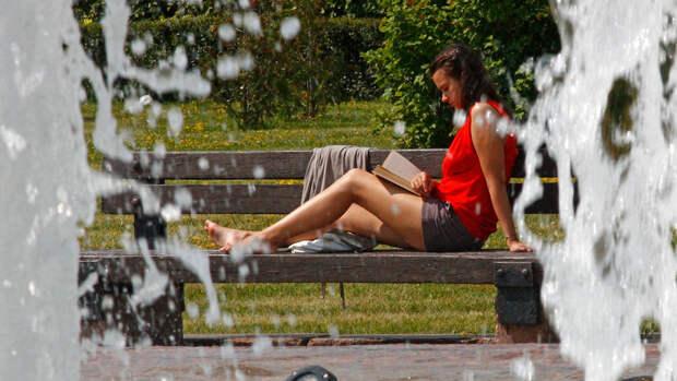 В Москве во вторник ожидается до +31°С