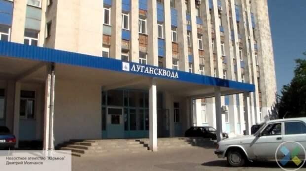 Донбасс поглумился над Украиной и рассчитался за воду 58 тоннами мелочи
