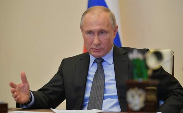 Путин пригрозил «последствиями», если будут коронавирусные проблемы