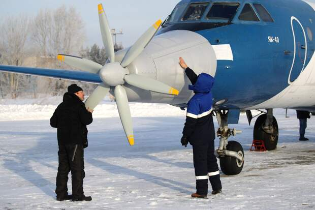 В Новосибирске испытали первый в мире самолет с электродвигателем