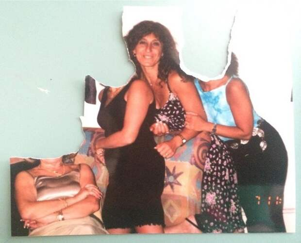 Фотографии девушек, притягивающих к себе неловкие ситуации