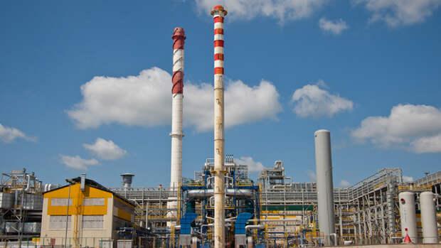 На41% нарастил производство нефтепродуктов комплекс ТАНЕКО вфеврале 2020