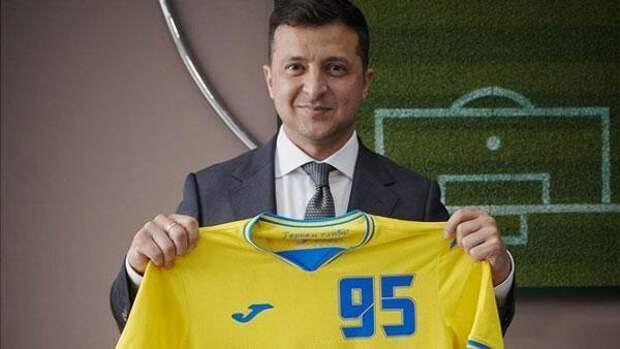 Украина досрочно потерпела политическое поражение на Евро-2020