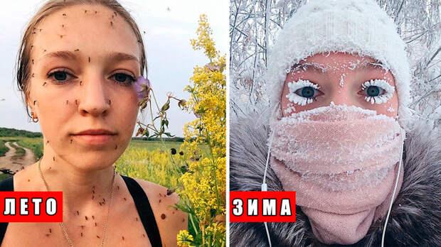 Каким бывает лето в Сибири