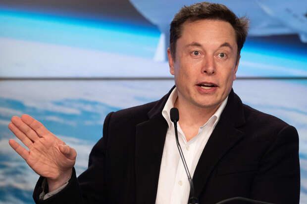 Илон Маск и Space X помогут NASA