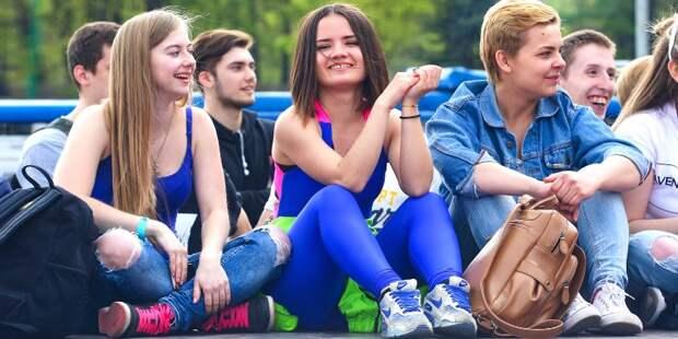 Ученицы школы имени Макаренко победили в фитнес-фестивале