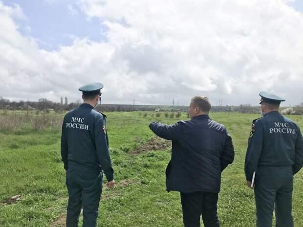Готовность к пожароопасному сезону - на контроле МЧС России