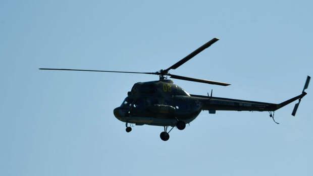 Три вертолета приступили к поискам пропавшего Ми-2 на Камчатке
