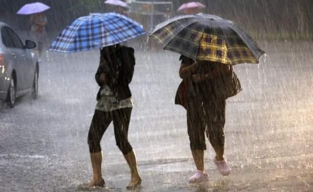 Жителям Москвы и Подмосковья спрогнозировали плохую погоду 21 сентября