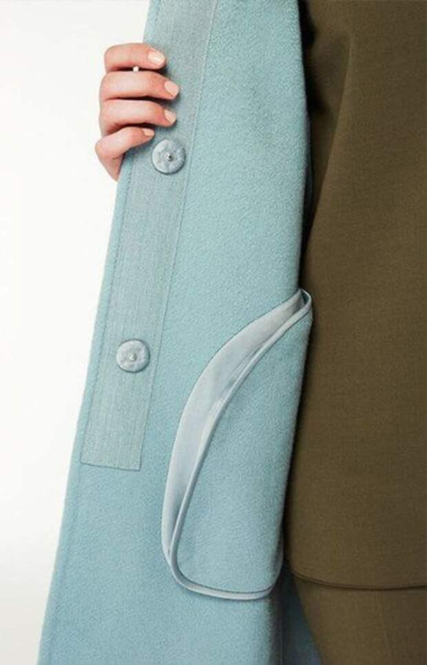 Объемный карман - портфель (внутренний!)
