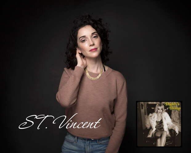 Самый дерзкий альбом St. Vincent - «Daddy's Home»