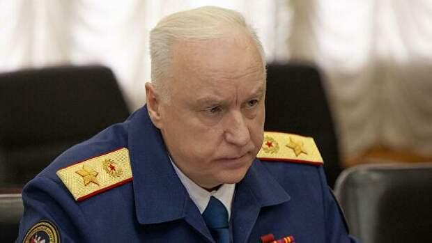 Главе СК Бастрыкину представили отчет по массовому отравлению спиртом в Екатеринбурге