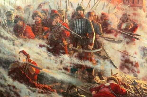 29 июля 1572 года началась Битва при Молодях
