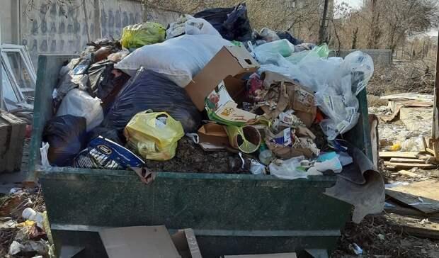 В Новотроицке опять открывают свалку, которую считали экологически опасной