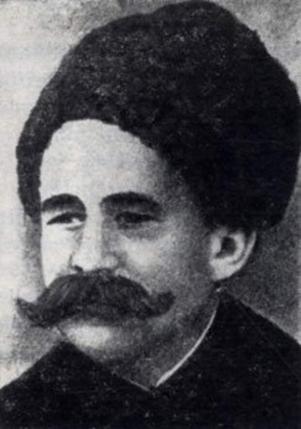 Командующий 2-й Конной армией Ф.К. Миронов