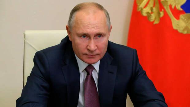 Путин рассказал, какие побочные эффекты были у него после вакцинации