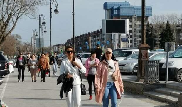 В Тюмени вновь станет тепло и солнечно 20 апреля