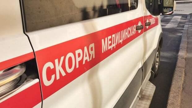 Два человека попали в больницу после ДТП с автобусом в Новгородской области