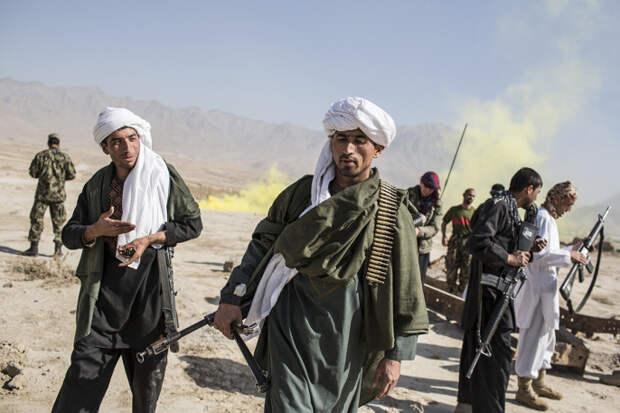 Грядёт обострение в Средней Азии... Военно-политическая обстановка - июнь 2021 года